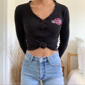 Harley-Davidson Green Mountain Long Sleeve Shirt